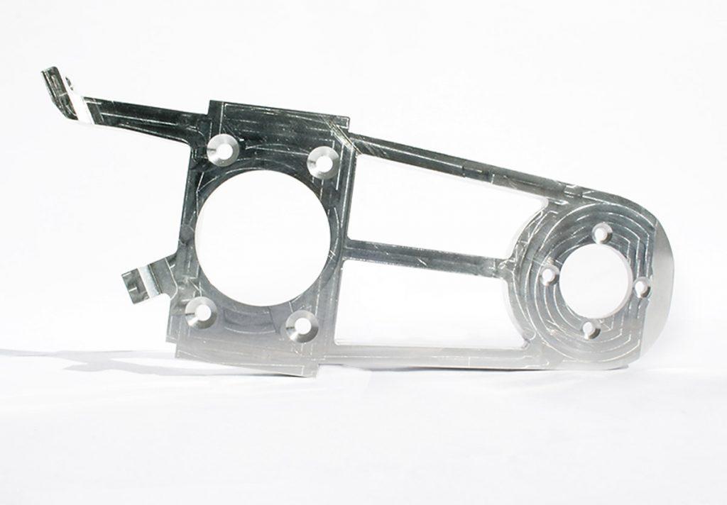Componenti meccanici in Plexiglass